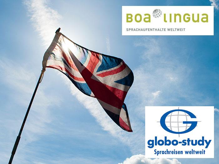Boa Lingua and Globo Study travels